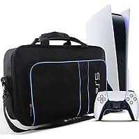 Borsa PS5, Borsa Trasporto PS5 per Sony PS5 Console Digital Edition/ Edizione Regolare e Controller, Custodia Trasporto…