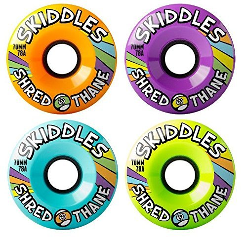 sector-9-skiddles-70mm-longboard-wheels-78a-multi-colors-by-sector-9