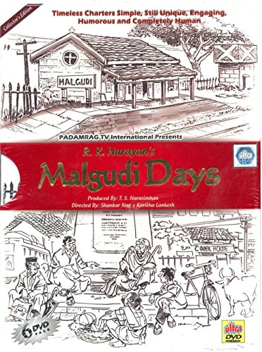 Malgudi Days - 6 Dvd Premium Pack