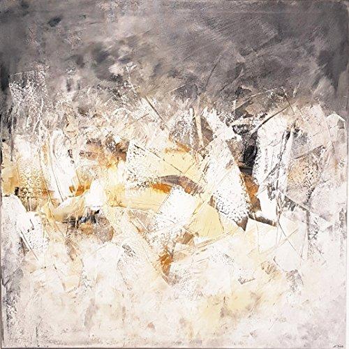 80x80cm Malerei Acryl auf Leinwand, moderne abstrakte Kunst, modernes Design, Malerei, moderne...
