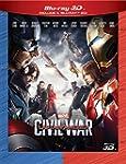 Captain America Civil War 3D (2 Blu-Ray)