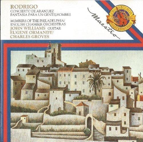 Rodrigo: Concierto de Aranjuez / Fantasia para un Gentil Hombre
