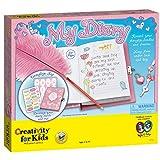 Creativity for Kids - Cfk1133 - Kit De Loisirs Créatifs - Mon Journal Intime
