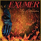 Exumer: Fire & Damnation (Audio CD)
