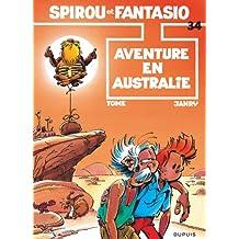 Spirou et Fantasio, tome 34 : Aventure en Australie