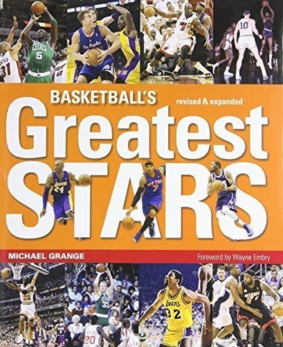 Basketball's Greatest Stars by Michael Grange (2013-08-29) par Michael Grange