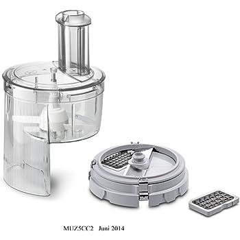 Amazonde Bosch Muz5cc1 Würfelschneider Für Bosch Küchenmaschine Mum5