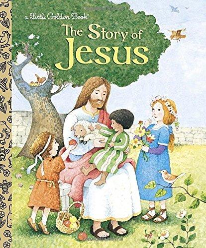 Story of Jesus (Little Golden Book)