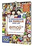 S'organiser en famille avec les Emoji de Septembre 2018 à Décembre 2019