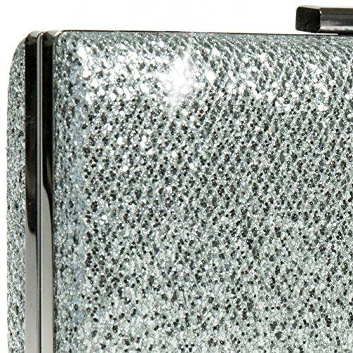 Caspar ta340donne scatola frizione Silver