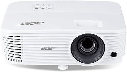 Acer P1350W DLP Projektor (WXGA 1.280 x 800 Pixel, Kontrast 20.000:1, 3.700 ANSI Lumen, 3D)