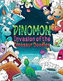 Best Disney Teen Books For Girls - Dinomon - Invasion of the Dinosaur Doodles: A Review
