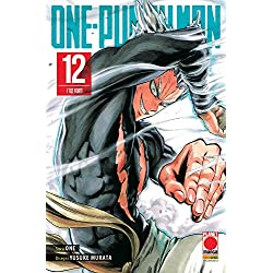 One-Punch Man: 12