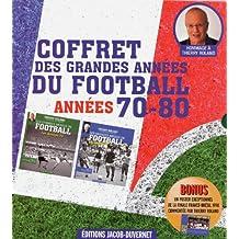 coffret Les grandes Années du football : les années 1970-1980