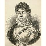 Ken Welsh / Design Pics – Louise-Rosalie Lefebvre 1755 ? Photo Print (60,96 x 76,20 cm)