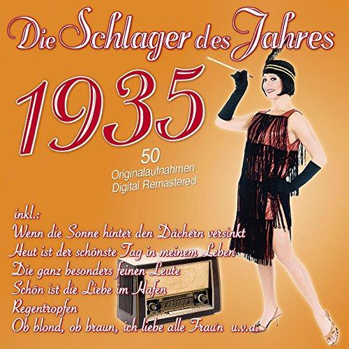 Die Schlager des Jahres 1935 -