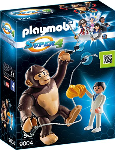 Playmobil 9004 - Riesenaffe Gonk (Games Lego Hunger)