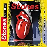 THE ROLLING STONES LIVE IN SOUTHAMPTON 2018 No Filter Tour limited edition 2CD set in cardbox [Audio CD]