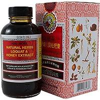 Nin Jiom Natural Herbs & Loquat & Honey Extract, Pei Pa Kräutersirup 300ml - Hustensaft preisvergleich bei billige-tabletten.eu