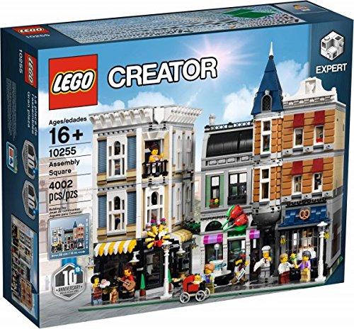 LEGO Creator Expert Stadtleben - Lego Corner Cafe