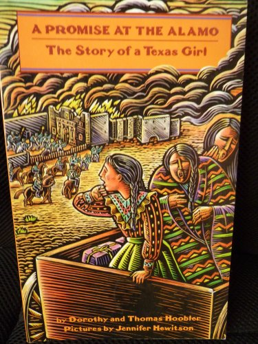 Promise at the Alamo: The Story of a Texas Girl (Her Story)