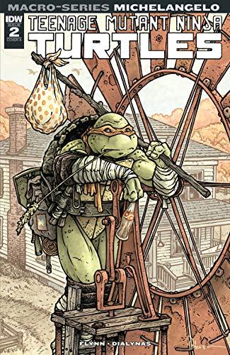 Teenage Mutant Ninja Turtles: Macro-Series: Michelangelo ...