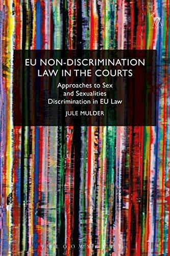 EU Non-Discrimination Law in the Courts por Jule Mulder