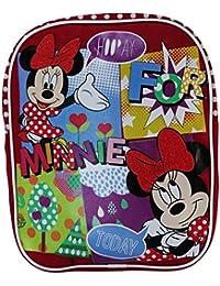 Preisvergleich für Disney Minni Maus Rucksack Kinderrucksack Freizeit Schultertaschen Lunchbox
