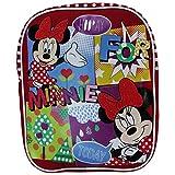 Disney Minnie Mouse Mochila Saco Bolso Escolar Asilo Lonchera para el Niño por Niña Chica