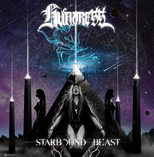 Huntress: Starbound Beast (Limited First Edition) (Audio CD)