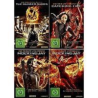 Die Tribute von Panem 1 + 2 + 3   Hunger Games   Catching Fire   Mockingjay 1 + 2