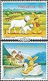 Prophila Collection Schweiz 1923-1924 (kompl.Ausg.) 2005 Kinderbuchfigur Felix der Hase (Briefmarken für Sammler) Sonstige Motive