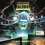 Dr.Living Dead!: Cosmic Conqueror (transp. yellow LP+CD) [Vinyl LP] (Vinyl)