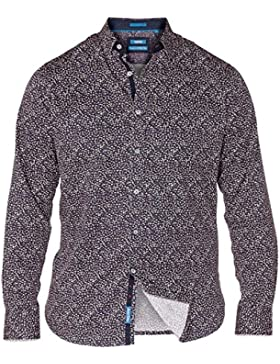 Duke London -  Camicia Casual  - Uomo