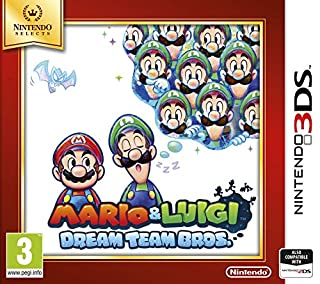 Mario & Luigi: Dream Team Bros. (Nintendo Selects) (B01FWF6THA) | Amazon Products