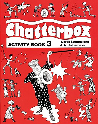 Chatterbox 3, Progress Book