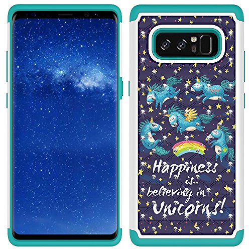 Galaxy Note 8 Studded Rhinestone Case Review