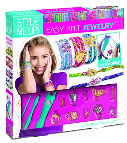 Style Me Up! - 868 - Kit creativo Mundial - Fácil de punto pulseras