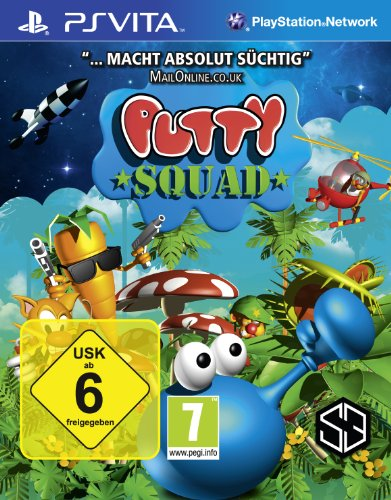 Putty Squad - [PlayStation Vita] (Spiel-system Playstation 3)