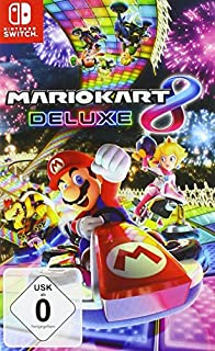 Mario Kart 8 Deluxe [Nintendo Switch] (B01N4ND0F9) | Amazon Products