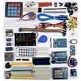 """Kuman K25D Lernset für Arduino - """"UNO 8"""" mit UNO"""