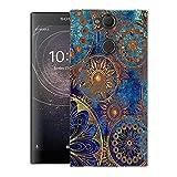 Sony Xperia XA2 Plus Case, FoneExpert® Pattern Soft Slim