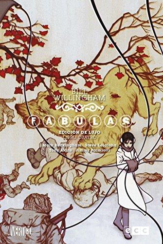 Fábulas: Edición de lujo - Libro 04 (Tercera edición) (Fábules: Edición de lujo)