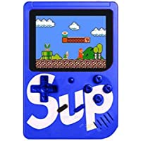 Lucria Sup Game400 in 1 Super Handheld Game Console, Classic Retro Video Game, Colourful LCD Screen, Portable, Best for Kids (Assorted Color)