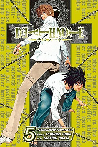 DEATH NOTE GN VOL 05 (C: 1-0-0): v. 5 (Death Note (Graphic Novels))