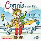 Connis erster Flug / Conni geht zum Zahnarzt, 1 Audio-CD (Meine Freundin Conni - ab3)