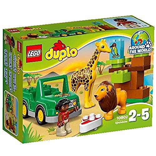 LEGO - Sabana, 10802