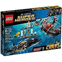 Lego DC Universe Super Heroes 76027 - Black Mantas Angriff in der Tiefsee