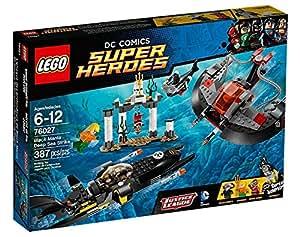 DC Comics Super Heroes - Attacco in alto mare di Black Manta - 76027