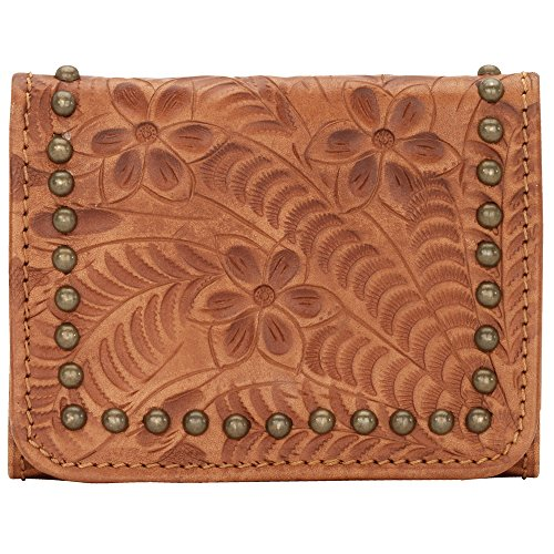 american-west-collection-golden-tan-wallet-taglia-unica